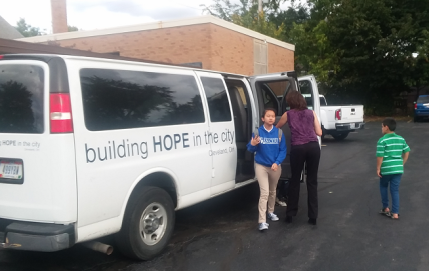 hope center van