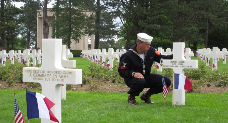Memorial Day 2019 at Amins Grave